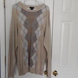 Dockers Mens Sweater Size 2XLT